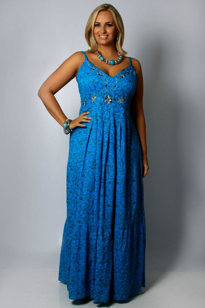 Plus size maxi dresses for summer wedding - SandiegoTowingca.com