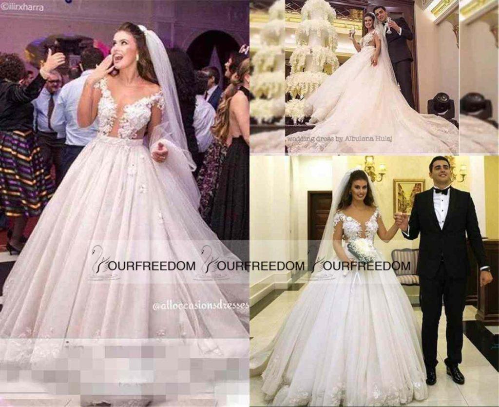 Custom Made Wedding Dresses Online Sandiegotowingca