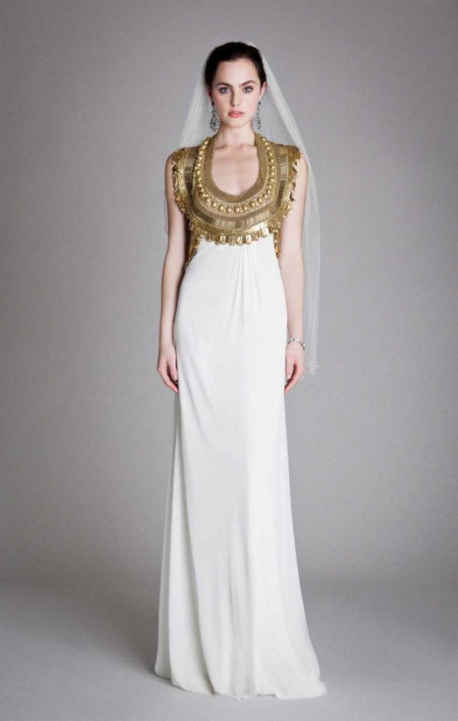 Egyptian Style Wedding Dresses Sandiegotowingcacom