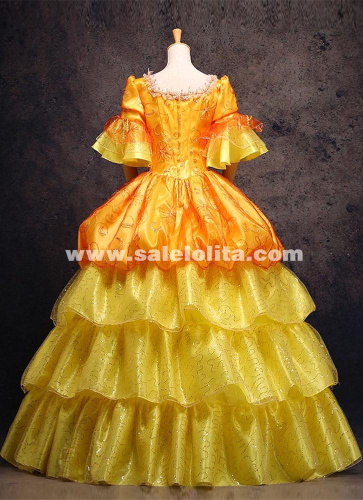 17th century wedding dresses photo - 1