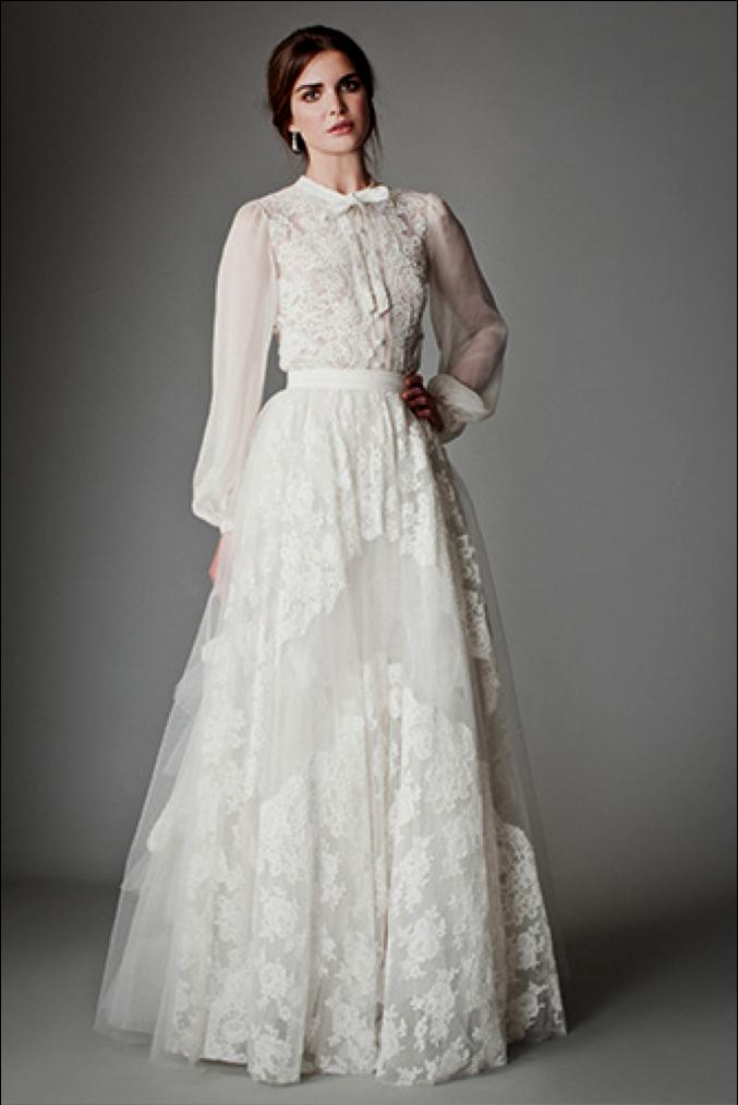 1900s wedding dresses photo - 1