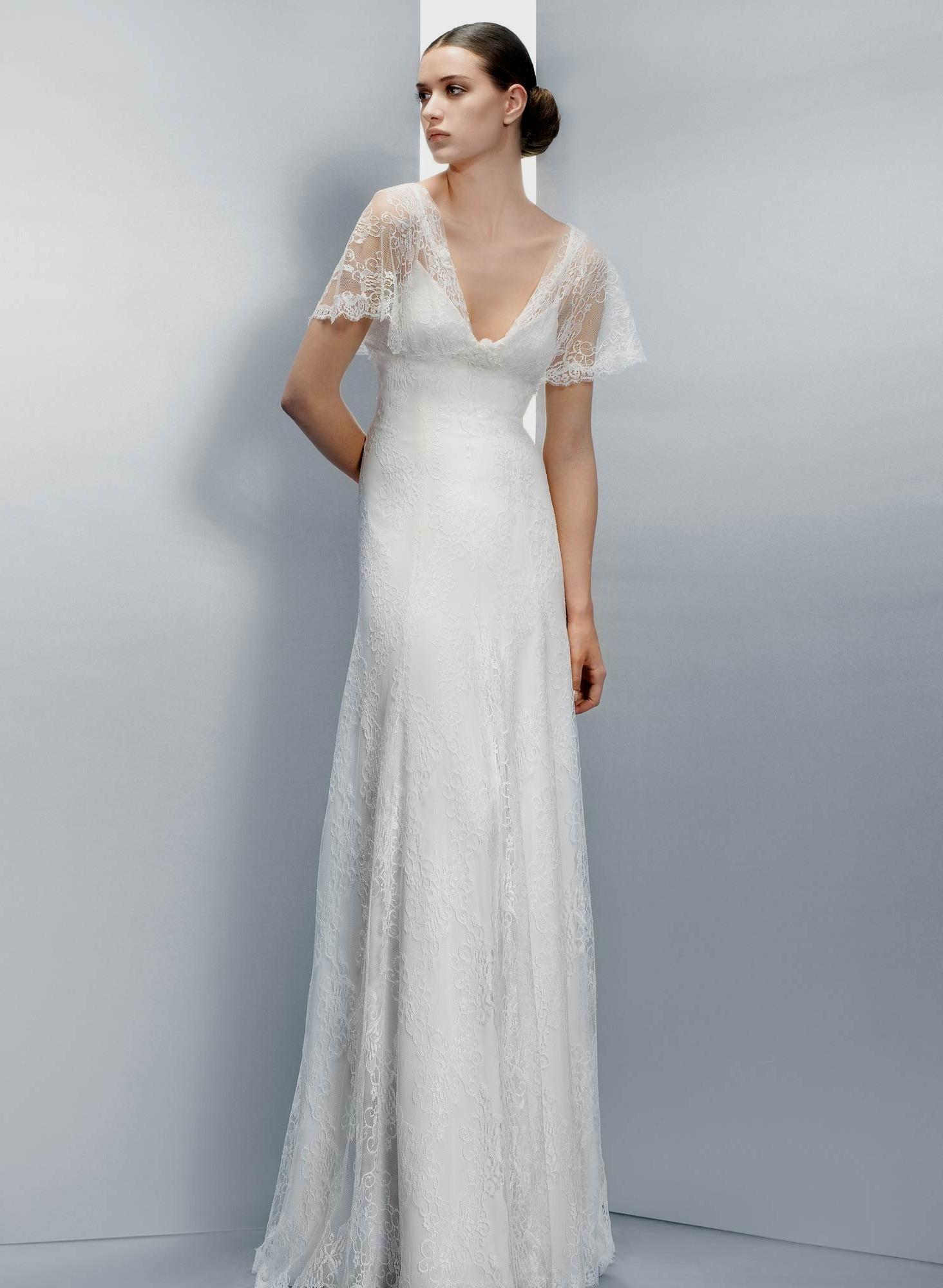 1940 wedding dresses photo - 1
