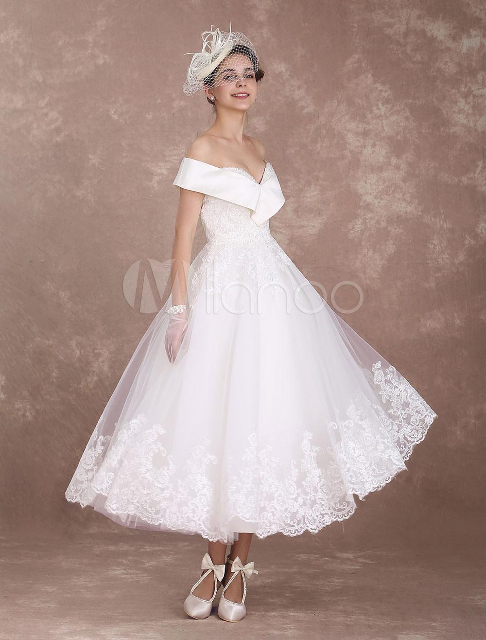 1950s wedding dresses for sale photo - 1