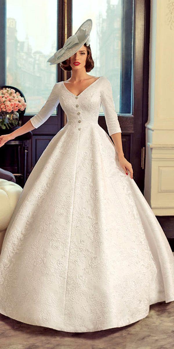 1960 wedding dresses photo - 1