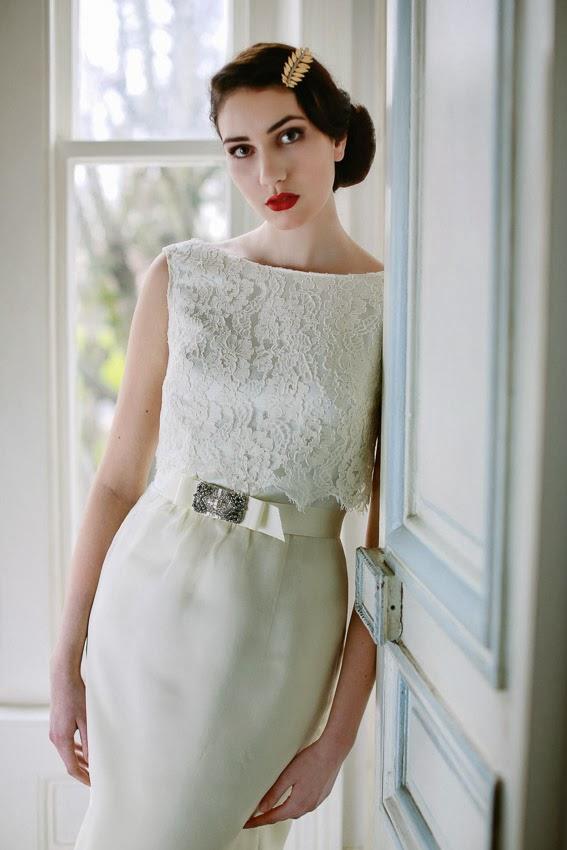 1960s wedding dresses styles photo - 1