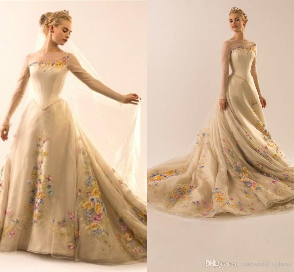 19th century wedding dresses photo - 1
