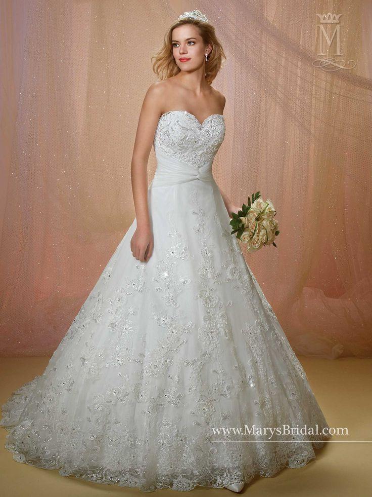 2 wedding dresses photo - 1