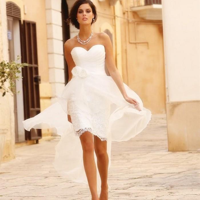 2016 beach wedding dresses photo - 1
