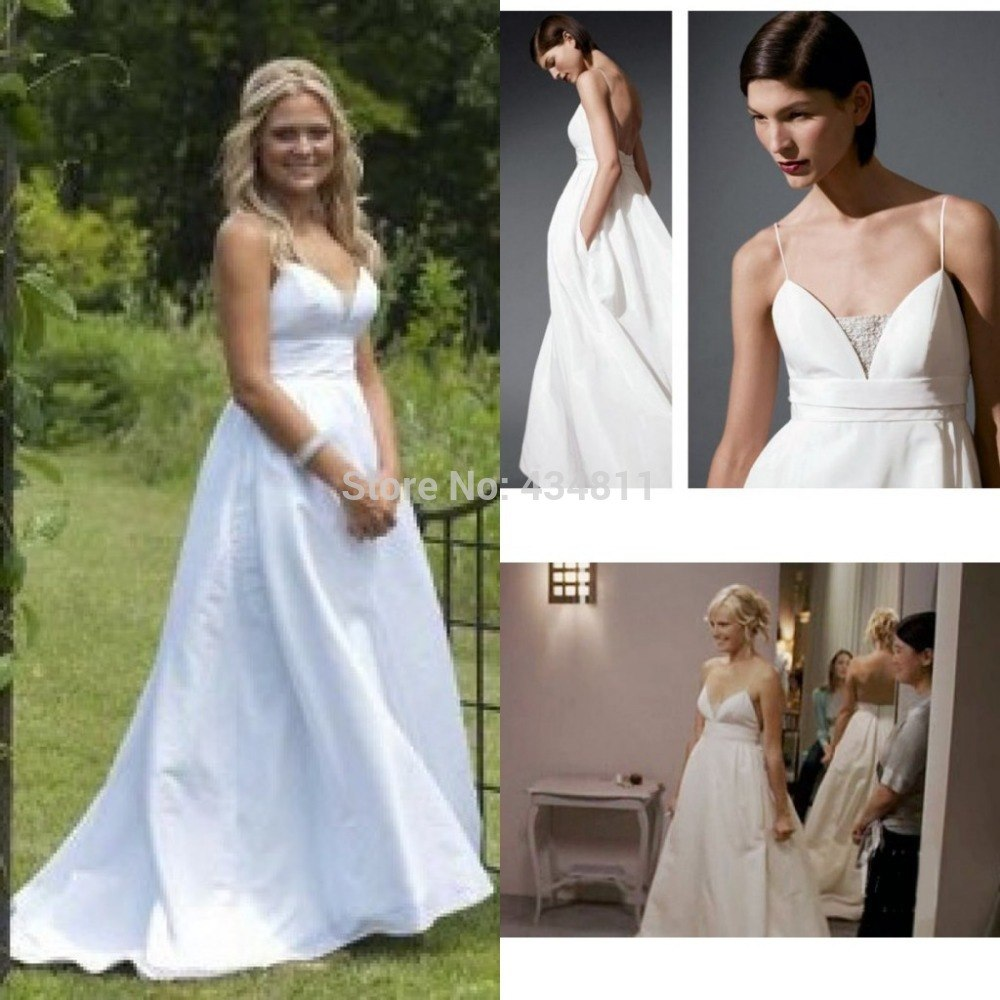 27 dresses tess wedding dress photo - 1