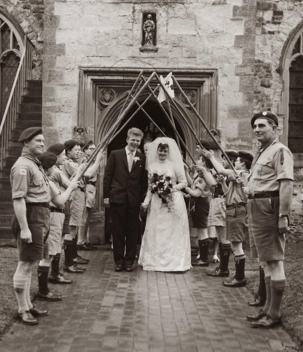 60s style wedding dresses photo - 1