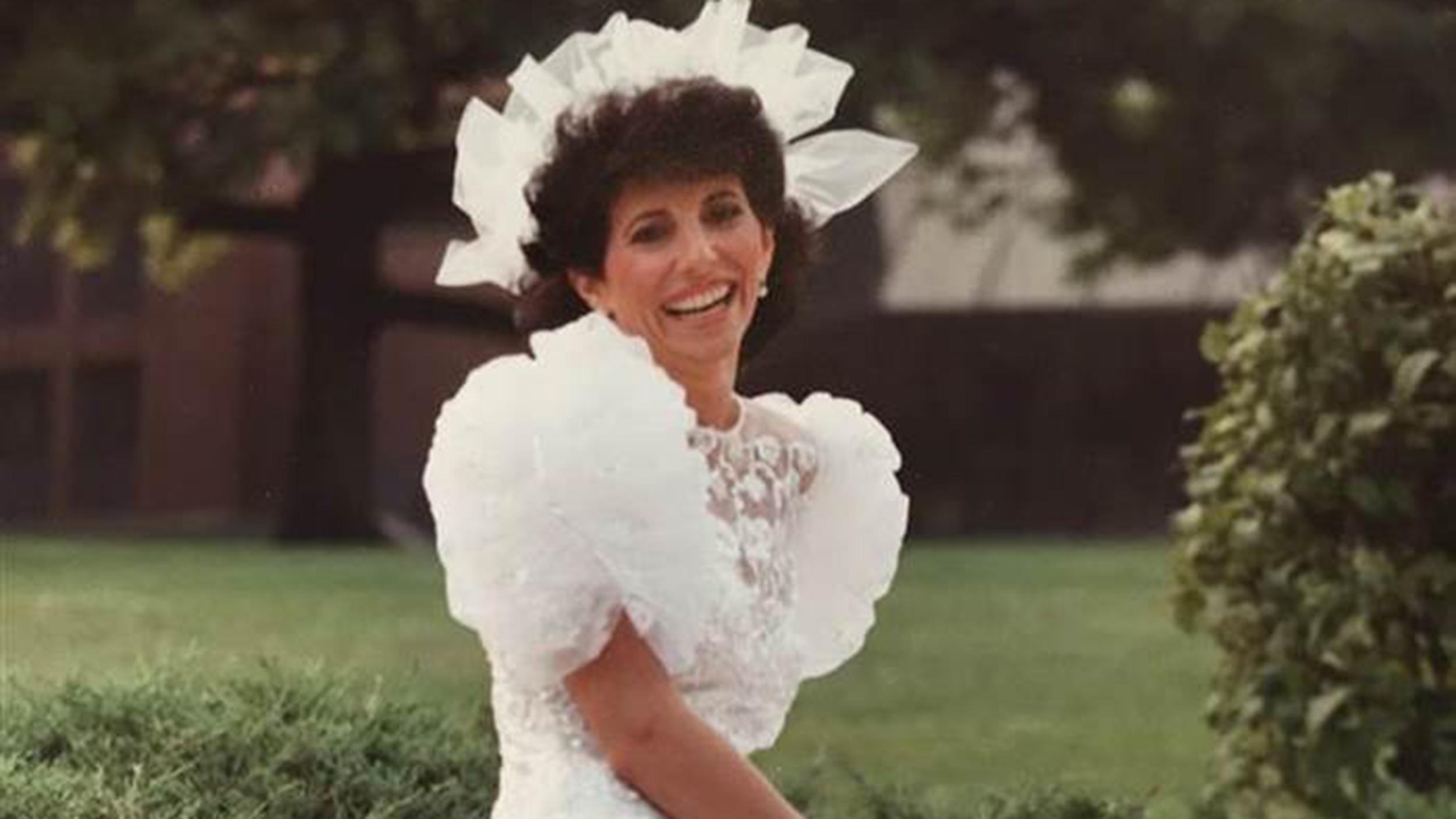 90s wedding dresses photo - 1