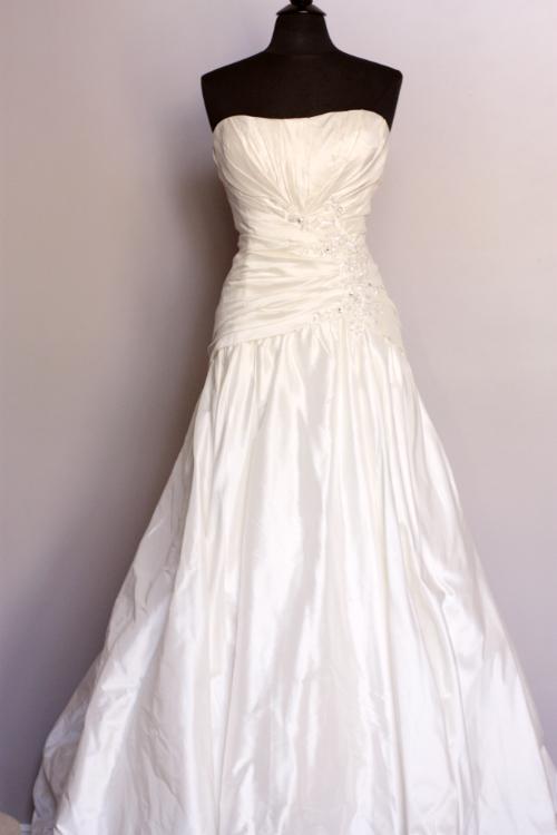 99 dollar wedding dresses photo - 1