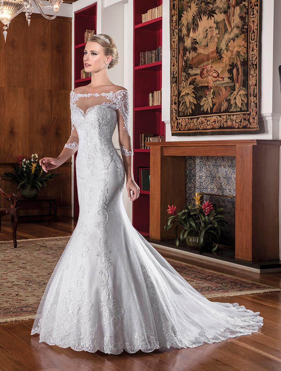 a wedding dresses photo - 1