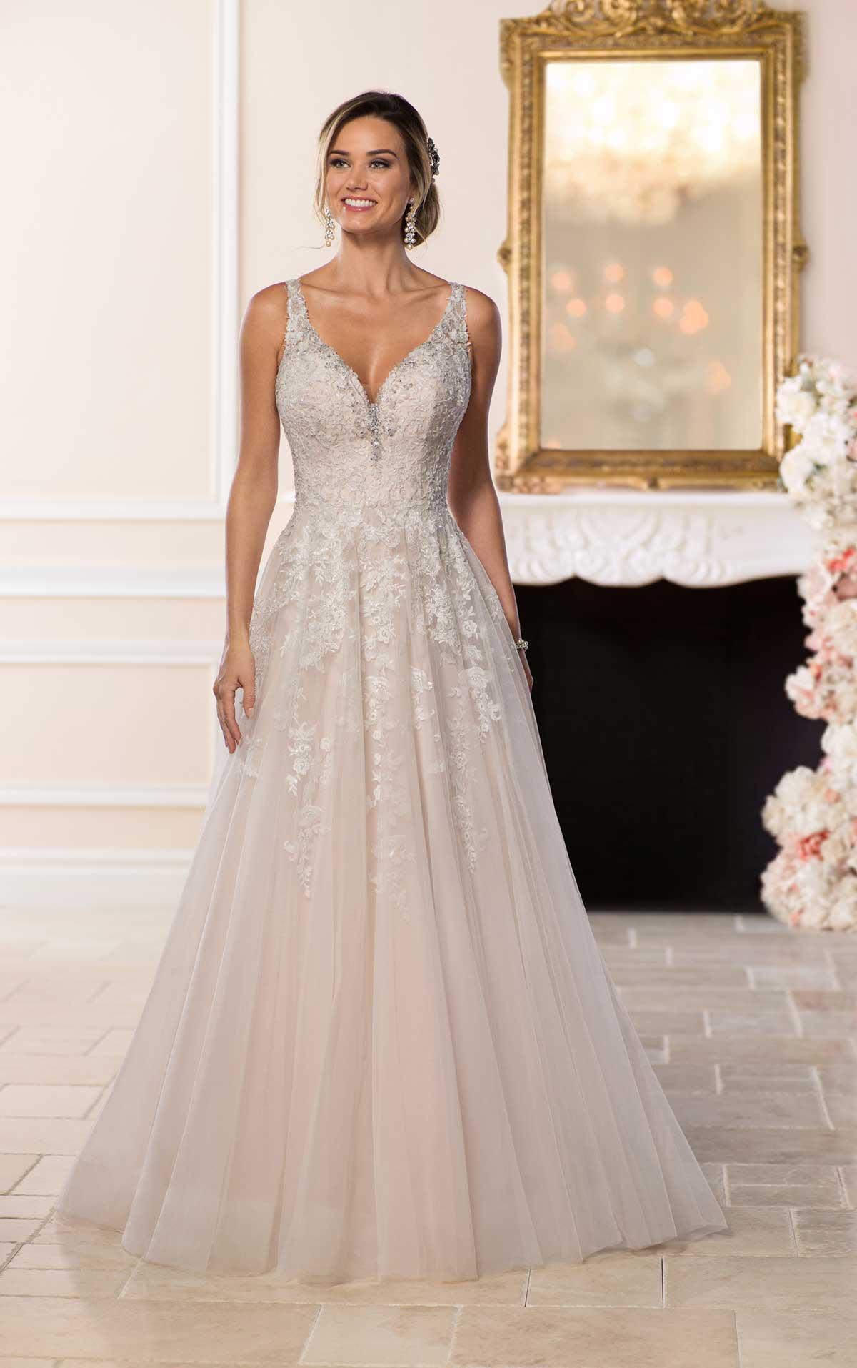 affordable mermaid wedding dresses photo - 1