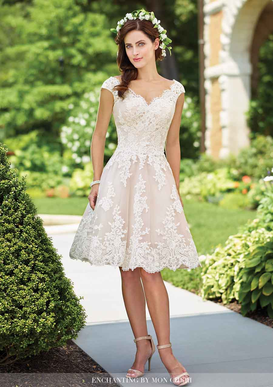 affordable wedding guest dresses photo - 1