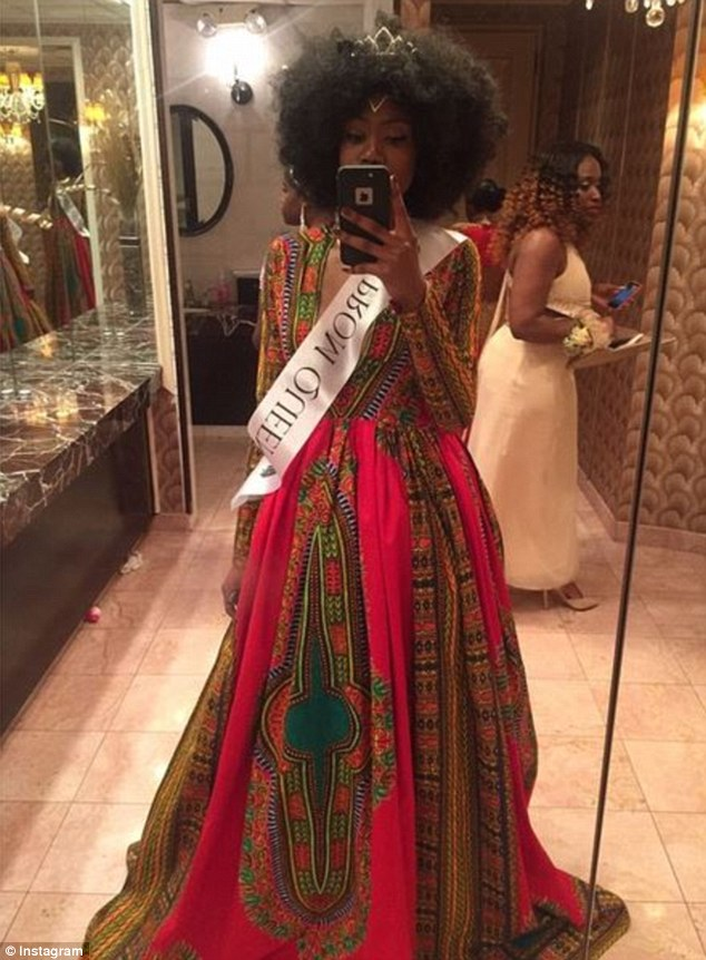 african themed wedding dresses photo - 1