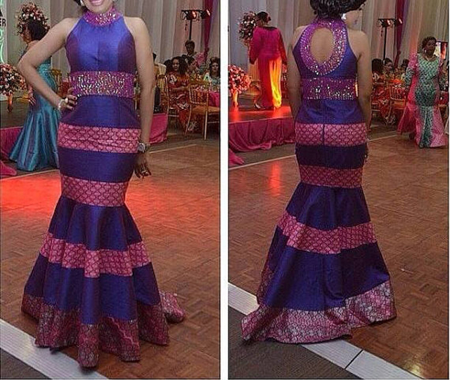 african wedding dresses for guests photo - 1