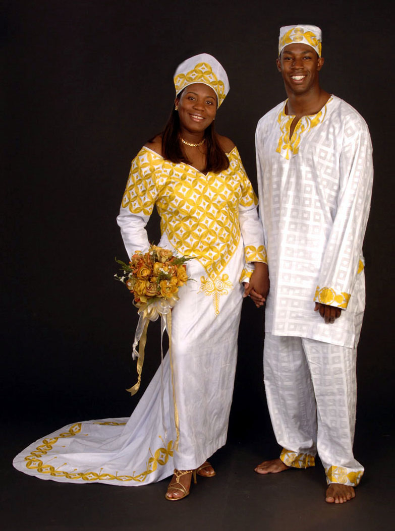 african wedding dresses styles photo - 1