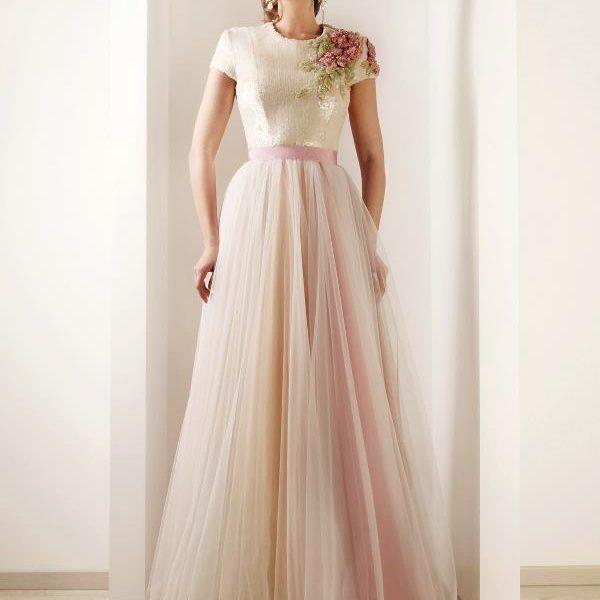 after wedding dresses for bride photo - 1