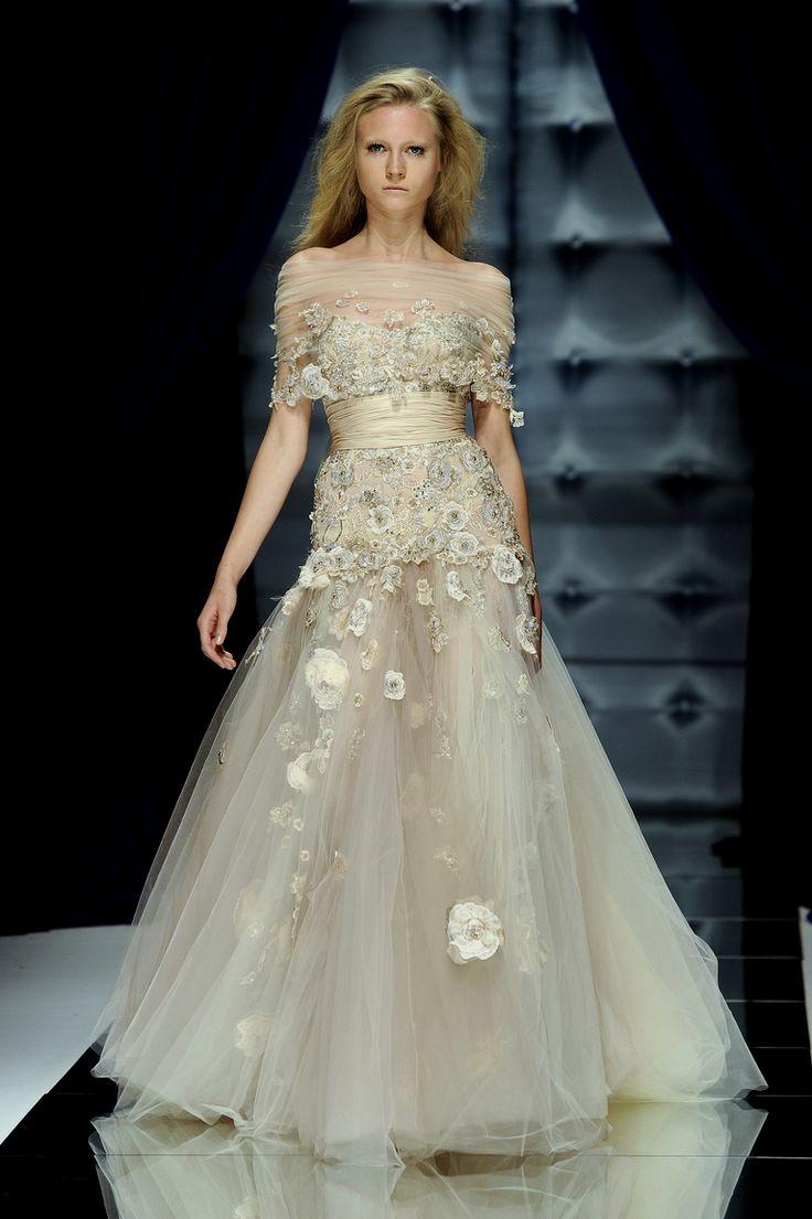 alexander mcqueen wedding dresses photo - 1