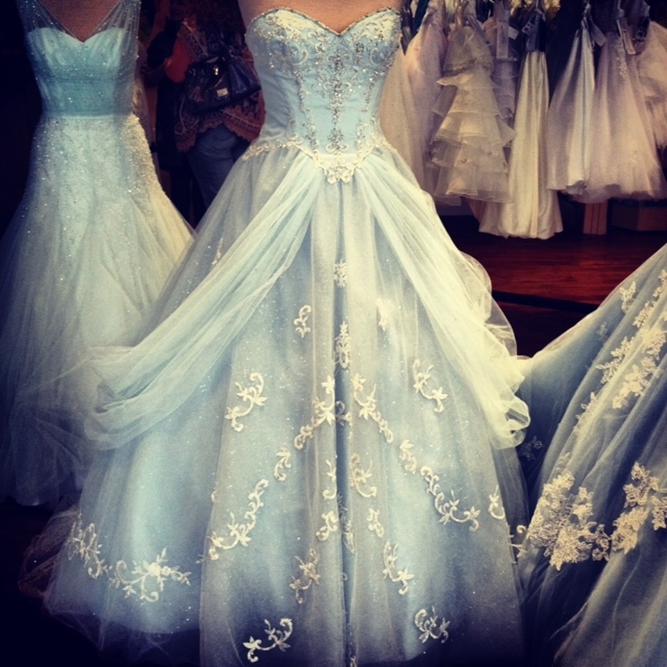 alfred angelo cinderella wedding dresses photo - 1