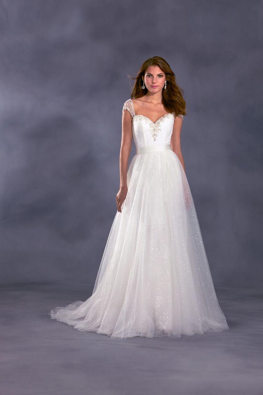 alfred angelo disney wedding dresses photo - 1