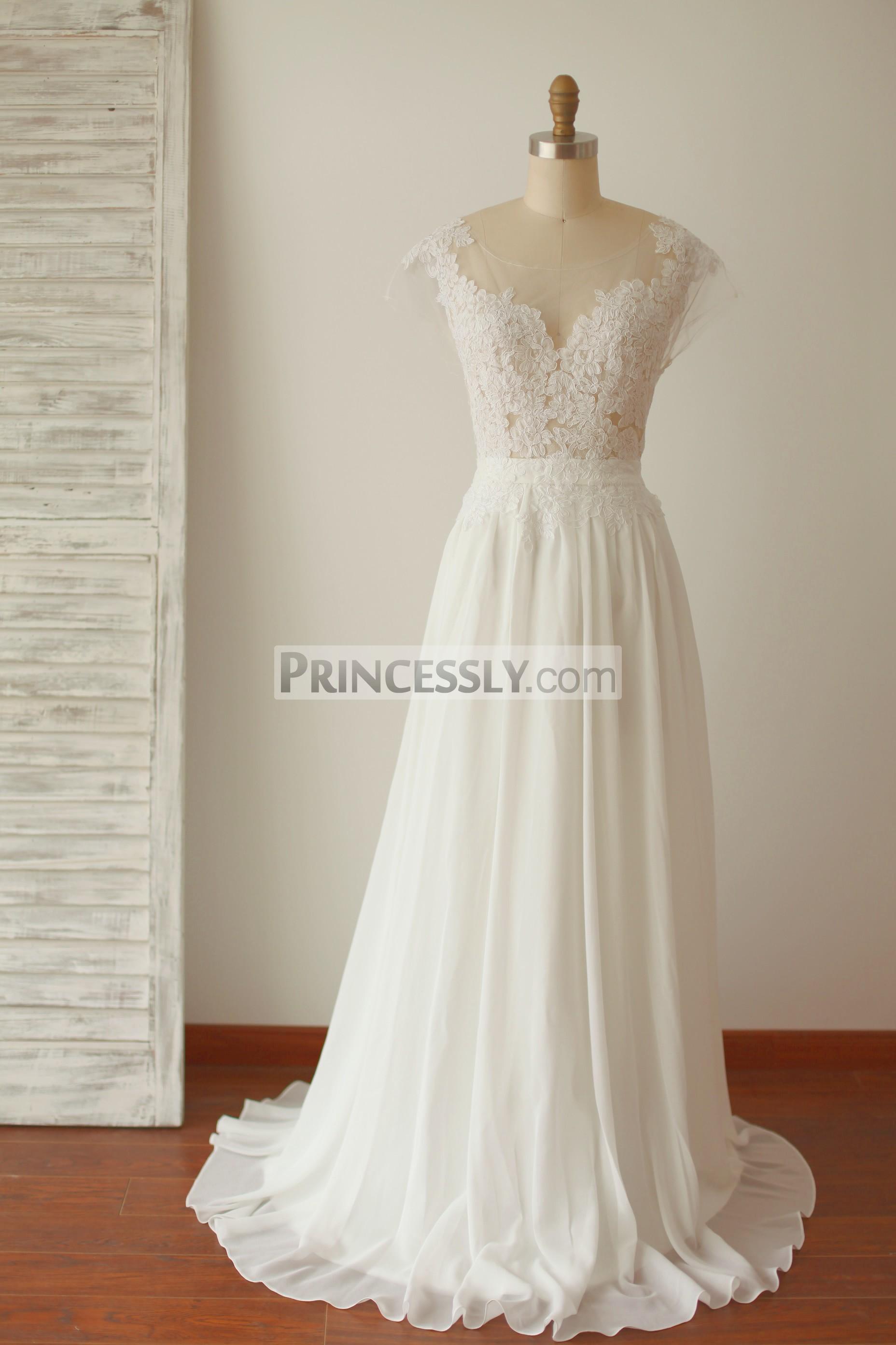 aliexpress wedding dresses review photo - 1