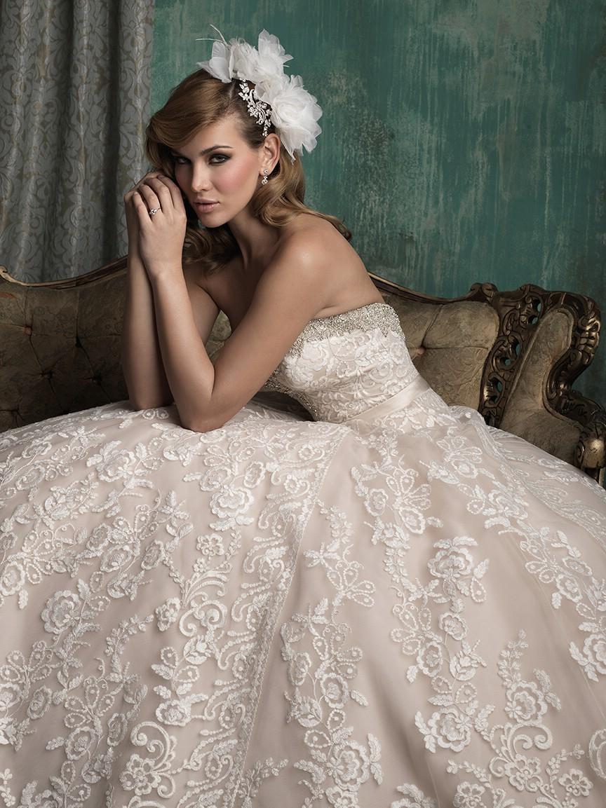 allur wedding dresses photo - 1
