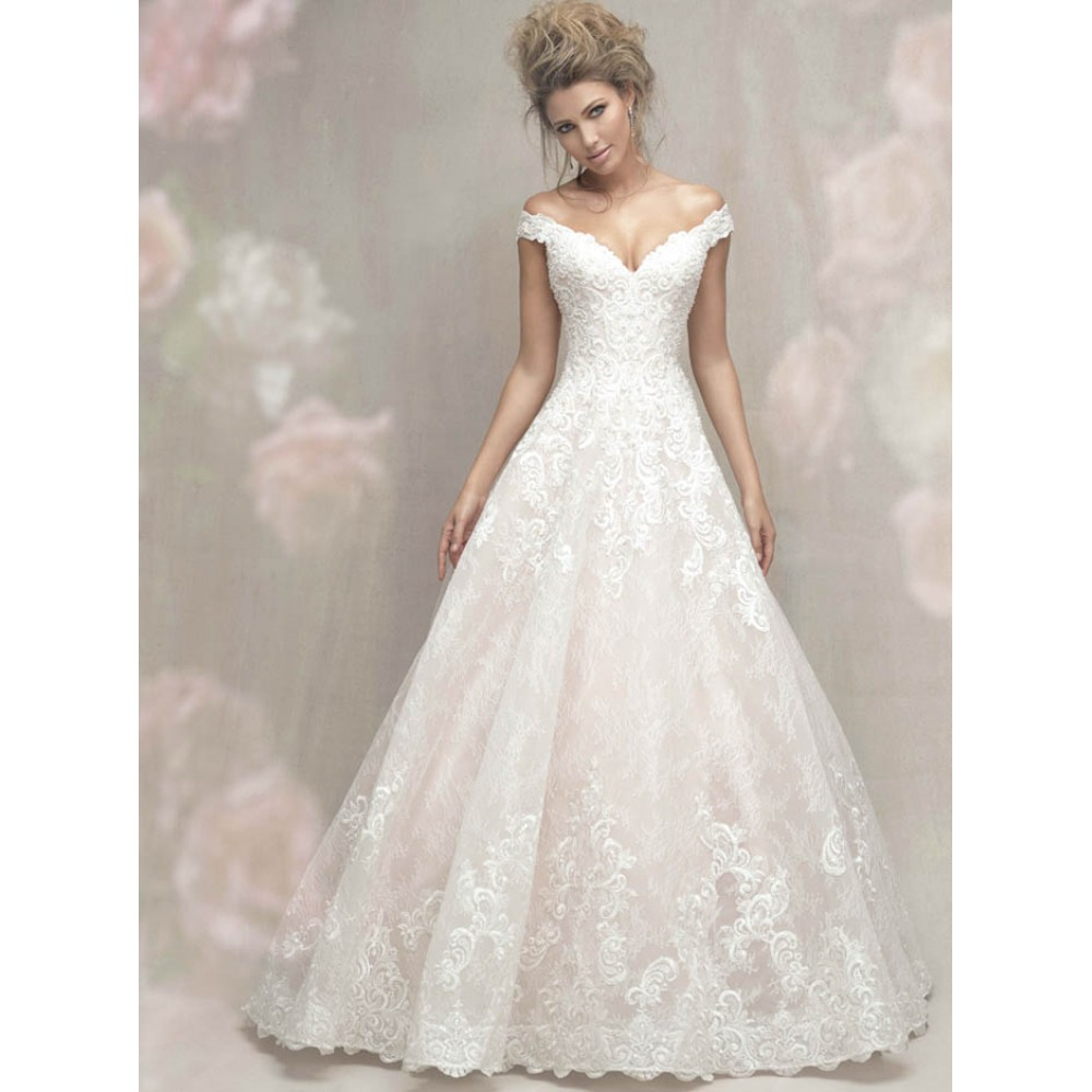allure couture wedding dresses photo - 1