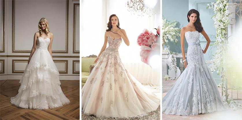allure wedding dresses 2017 photo - 1