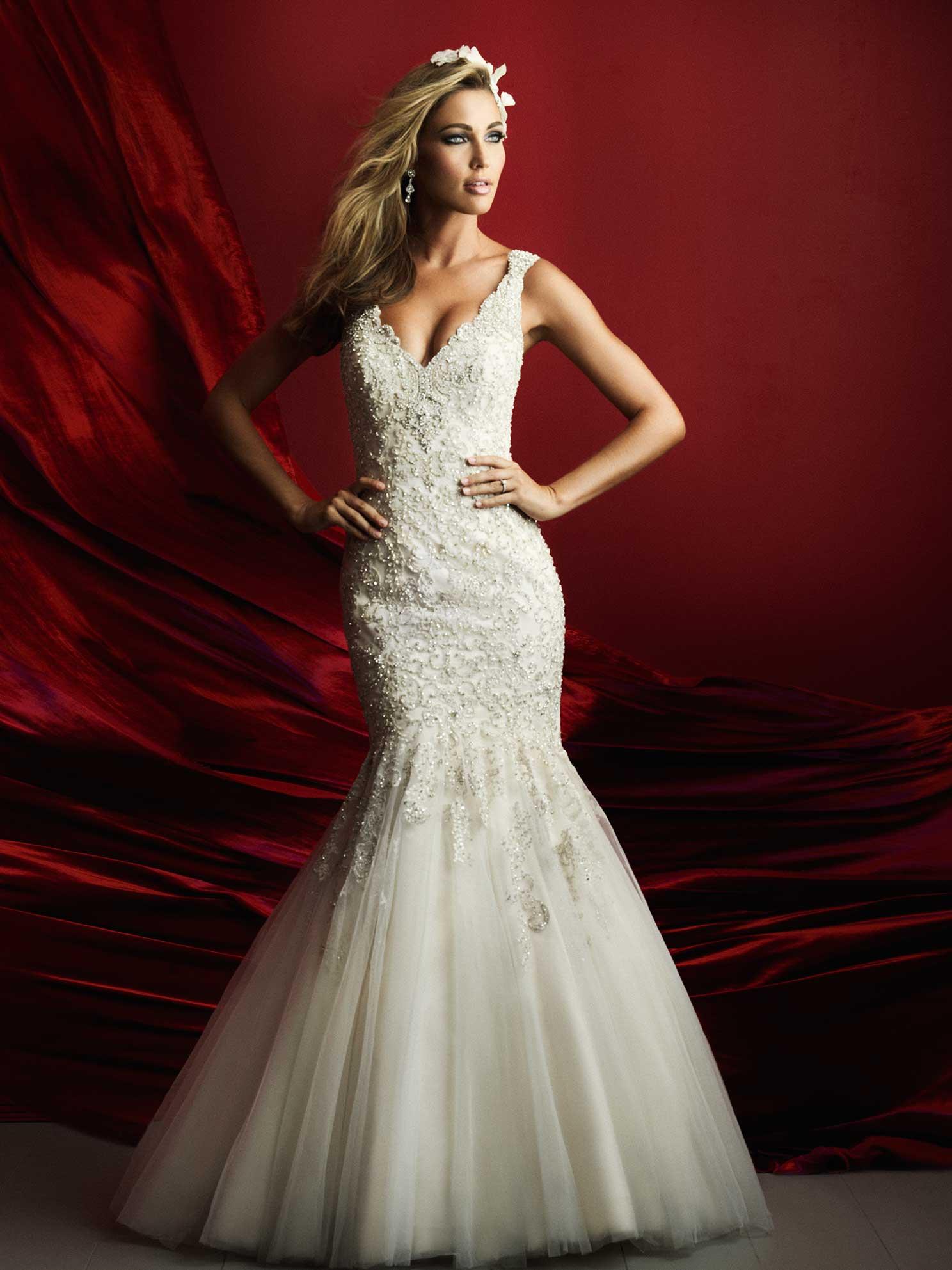allure wedding dresses price photo - 1