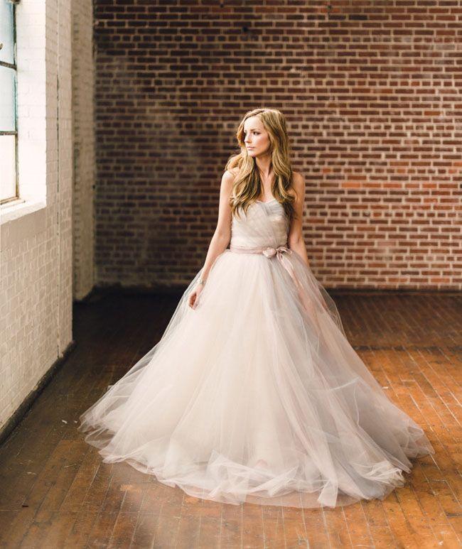 alvina valenta wedding dresses photo - 1
