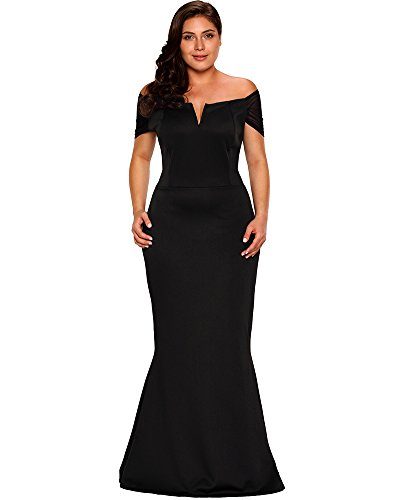 amazon plus size evening dresses photo - 1