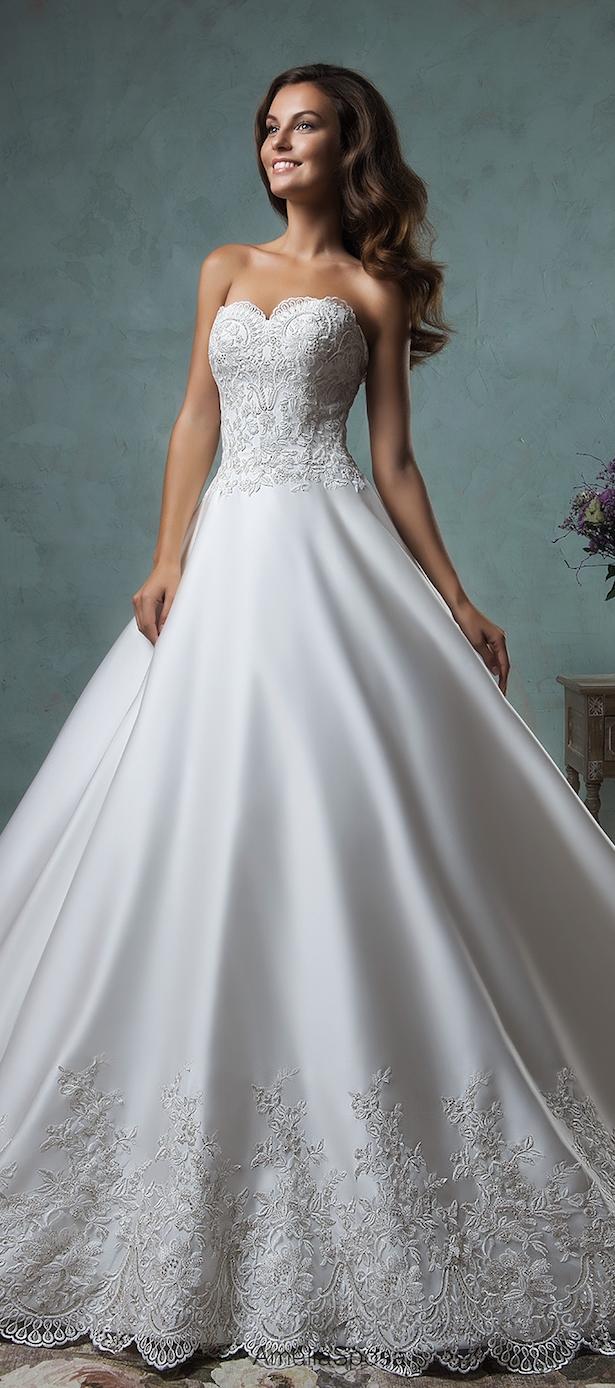 amelia sposa 2015 wedding dresses photo - 1
