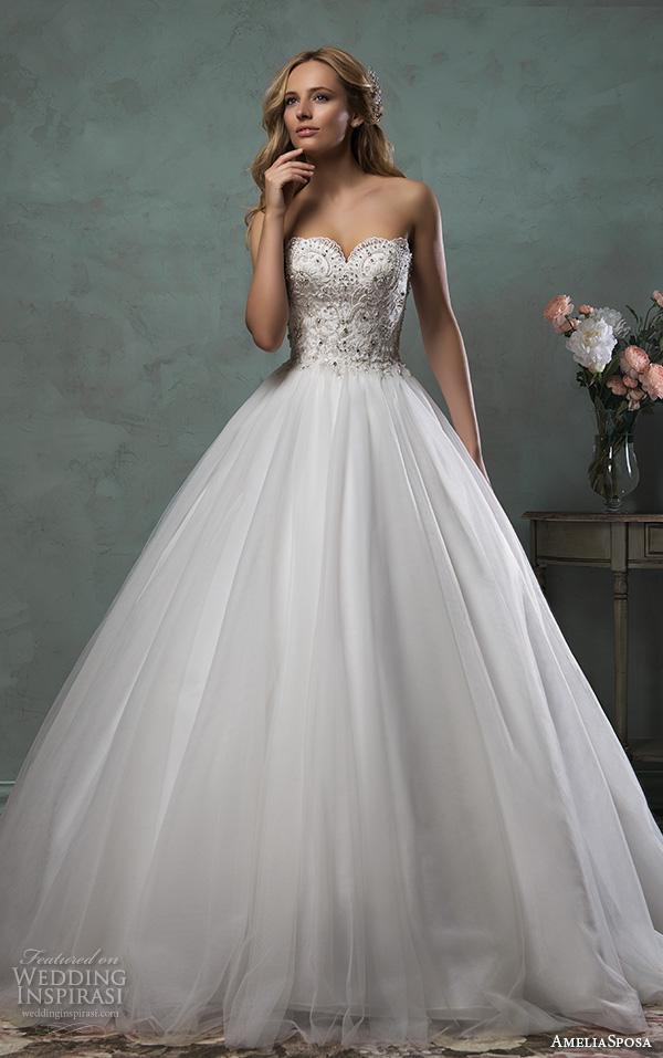 amelia sposa wedding dresses photo - 1