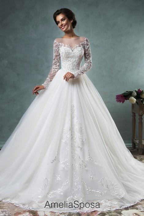 amelia sposa wedding dresses 2016 photo - 1