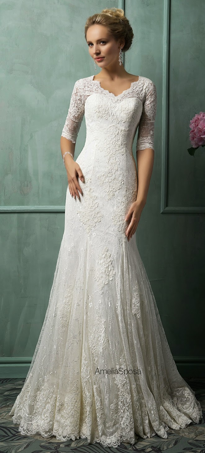 amelia wedding dresses photo - 1
