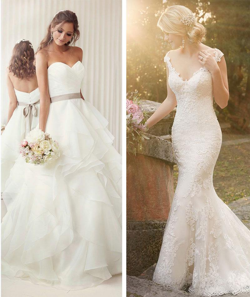 america wedding dresses photo - 1