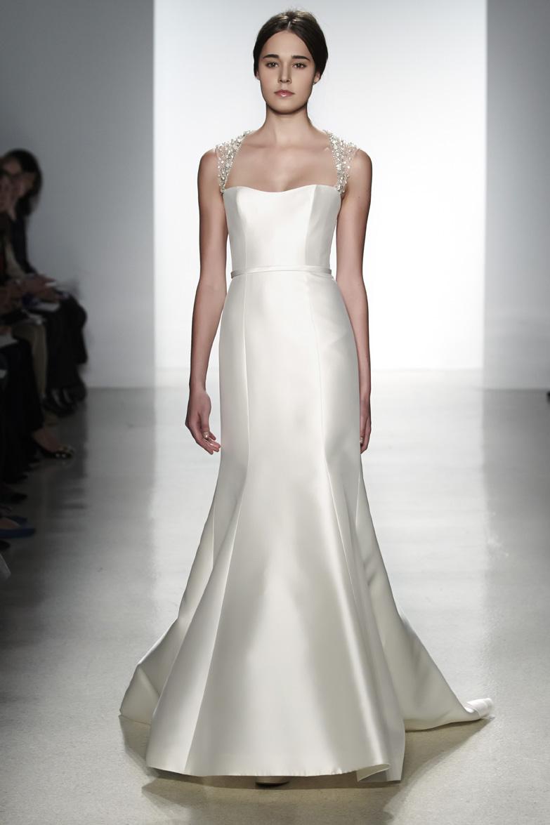 amsale wedding dresses photo - 1