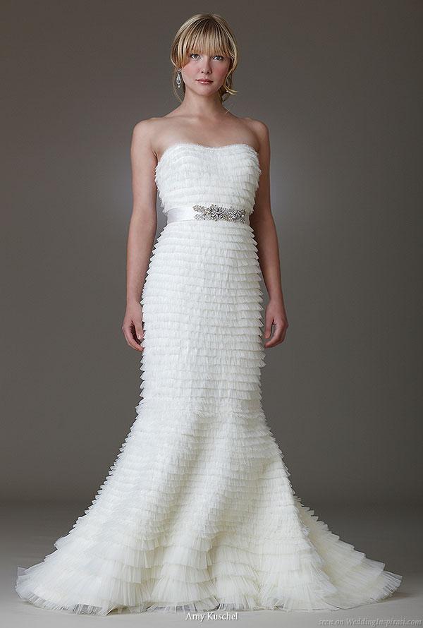 amy kuschel wedding dresses photo - 1