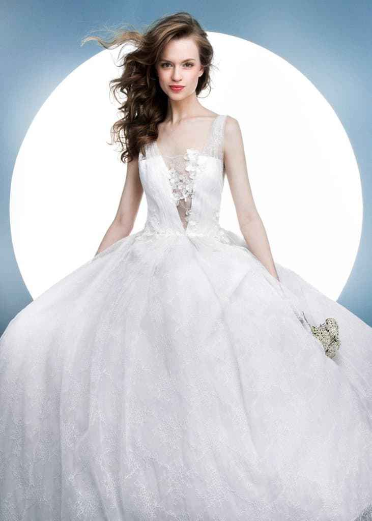 angel sanchez wedding dresses photo - 1