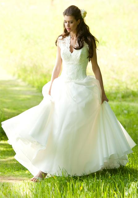 angelic wedding dresses photo - 1