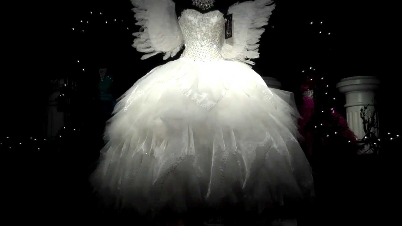 angels wedding dresses photo - 1