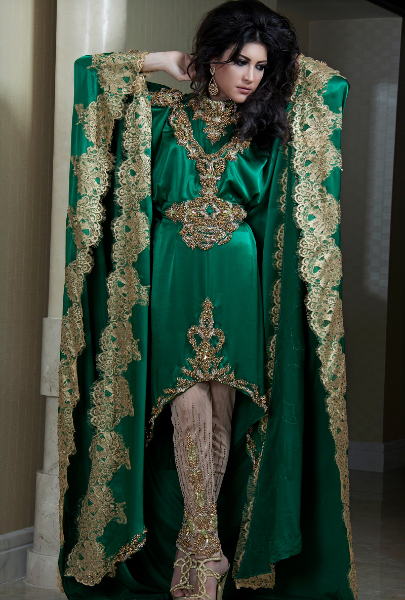 arabic evening dresses photo - 1