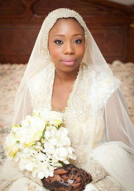 arabic style wedding dresses photo - 1