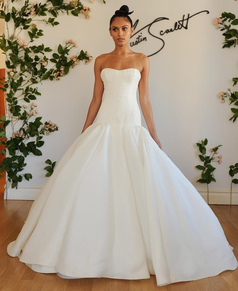 austin scarlett wedding dresses photo - 1
