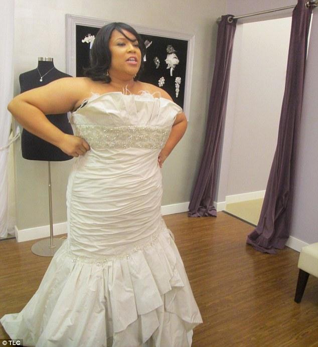 awful wedding dresses photo - 1