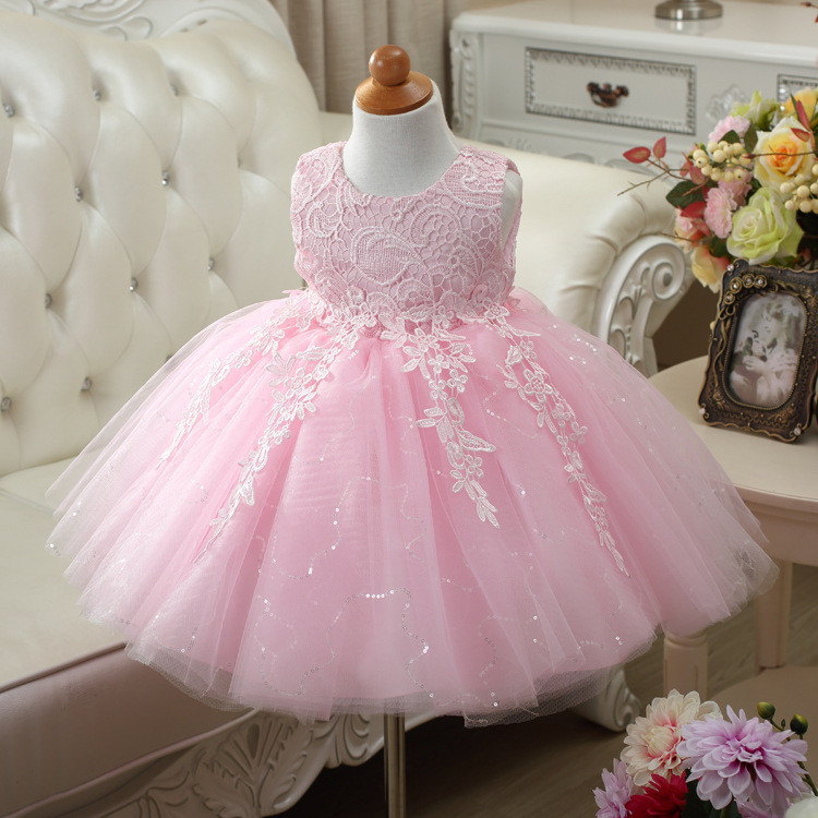 baby dresses for wedding photo - 1