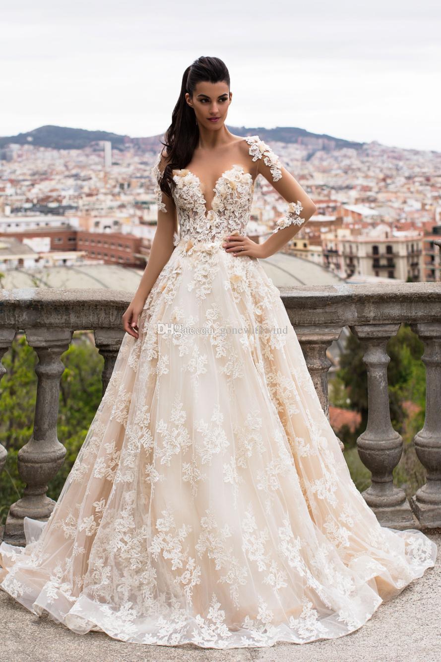backless wedding dresses 2016 photo - 1