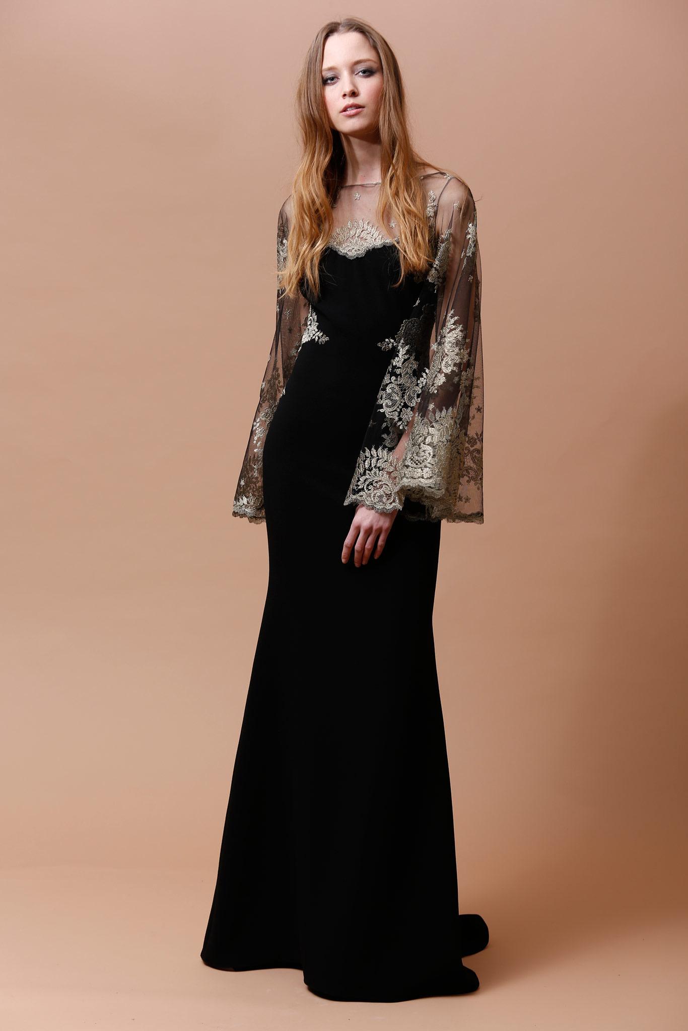 badgley mischka evening dresses photo - 1